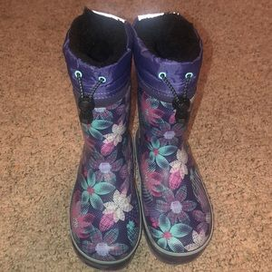 Girl's Western Chief Rainboots Size:13/1